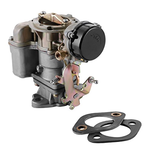 mophorn carburetor f300 1 barrel electric choke carburetor